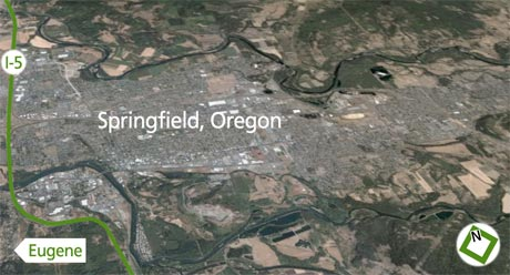 Local Guide to Springfield Oregon